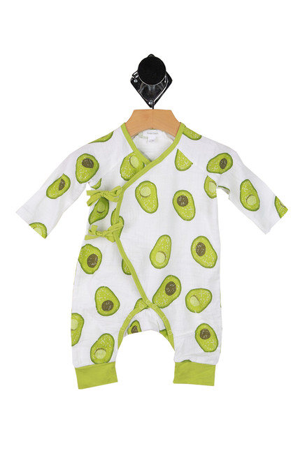 Muslin Wrap Coverall (Infant) (+ colors)