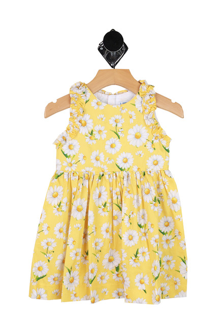 Yellow Daisy Dress (Toddler)