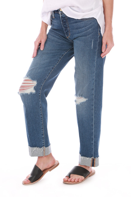 The Niki Boyfriend Jeans