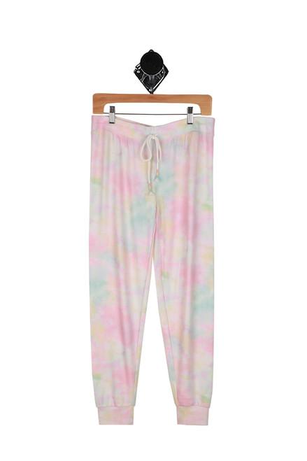 Rain Cozy Tie Dye Pants