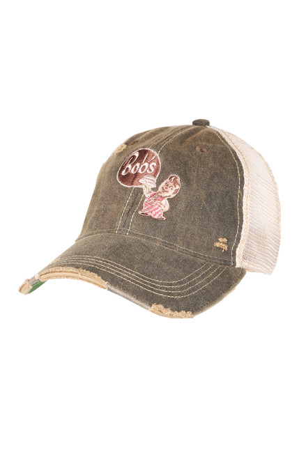 Bob's Big Boy Trucker Hat
