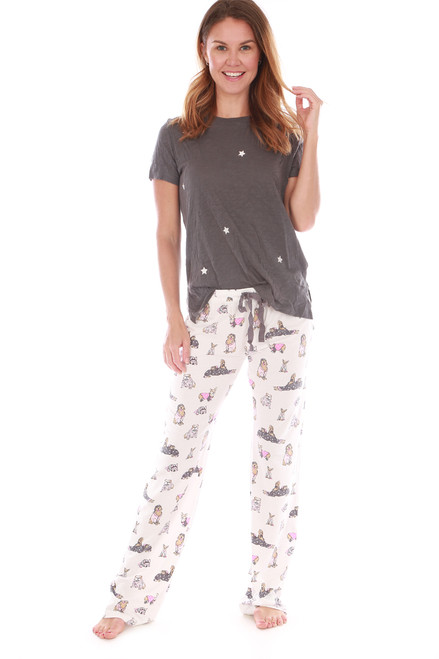 Puppies & Stars PJ Set