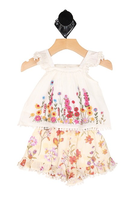 Nature & Flowers 2 Piece Set (Infant)