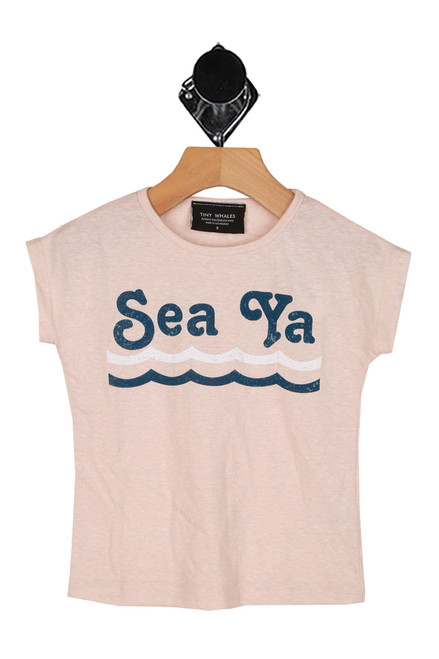 Sea Ya printed at front