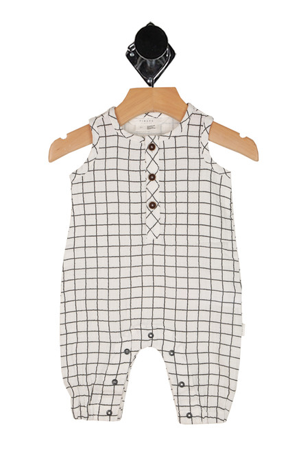 Sleeveless Playsuit Onesie (Infant)