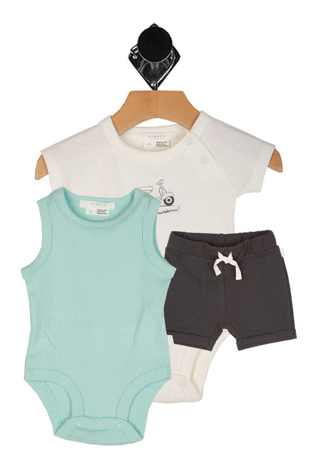 Scooter 3 Piece Set (Infant)