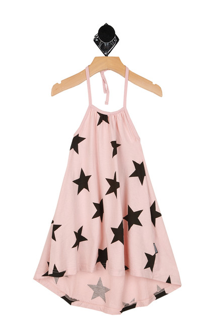 Star Halter Dress (Toddler/Little Kid)