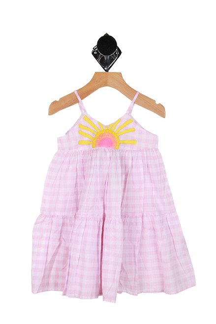 Ester Gingham Dress (Toddler)