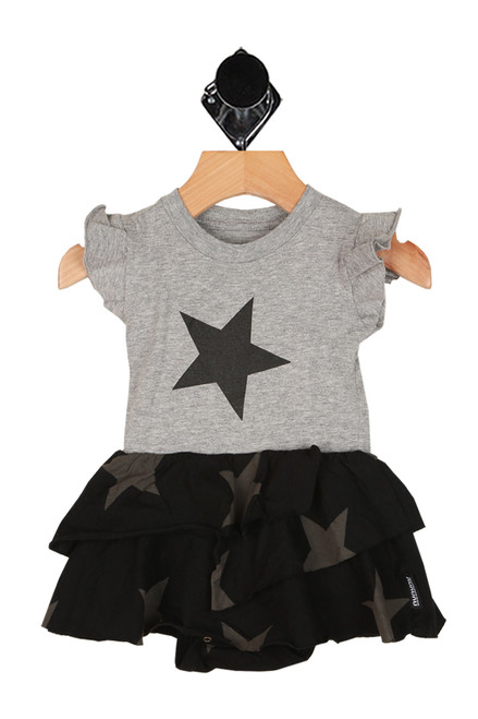Star Onesie W/ Skirt (Infant)