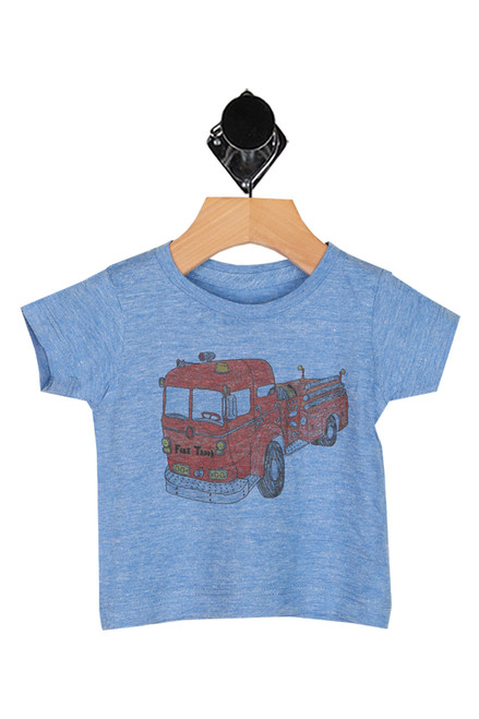 Fire Truck Tee (Infant)