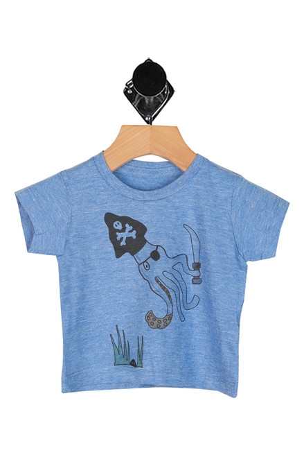 Pirate Squid Tee (Infant)
