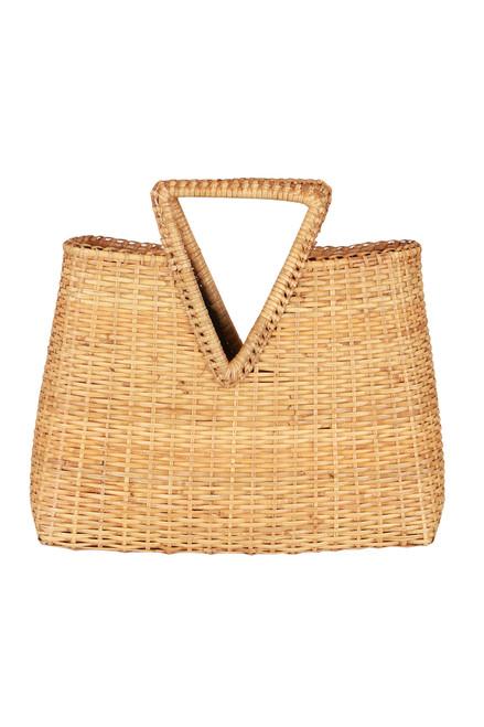 Rattan Picnic Basket Bag (+ colors)