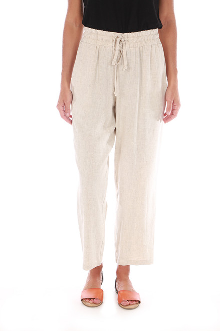 Linen Jogger Pants (+ colors)