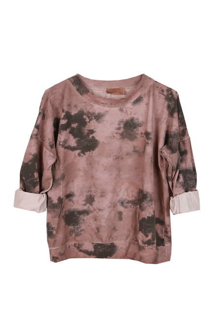 Cloud Print L/S Top (+ colors)