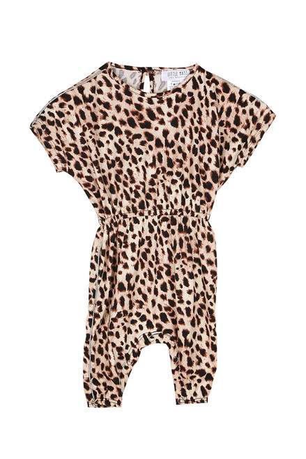 Leopard Romper (Infant)