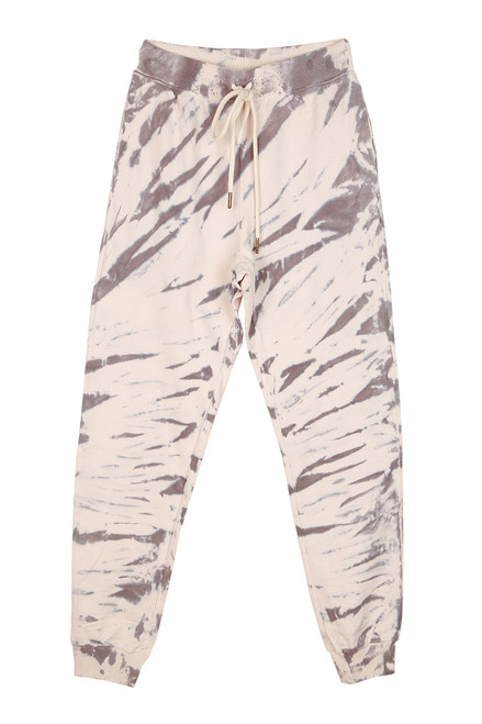 Tie Dye Cotton Jogger Sweatpants