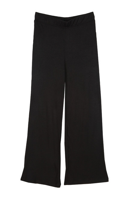 Gerri Ribbed Wide Leg Pants