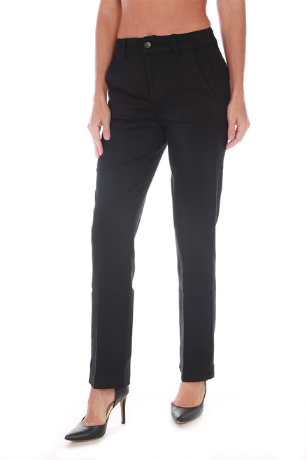 Gillian Straight Leg Trouser Pant (+ color)