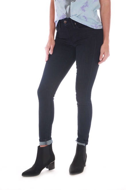The Classic Icon Ankle Skinny Jeans