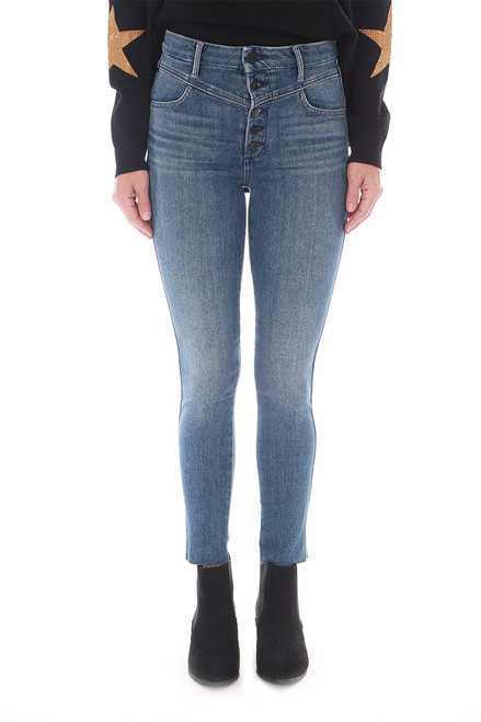 Hi Honey Cropped Skinny Jeans