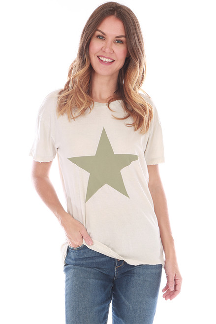 Star Unisex S/S Crew Neck Tee (+ colors)