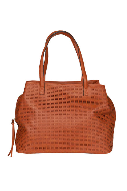 Faux Leather Weekender Bag (+ colors)