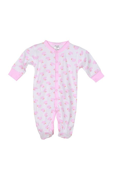 Baby Girl's Footie Onesie (+ colors)