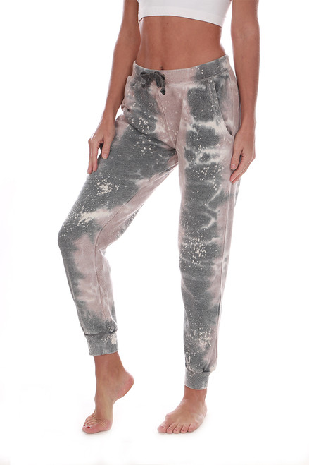 Galaxy Tie Dye Jogger Sweats
