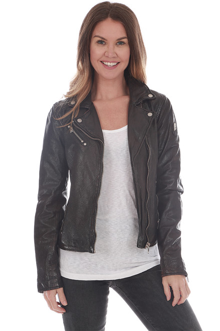 Victoria Leather Jacket