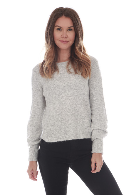 Cozy Round Neck Sweater (+ colors)