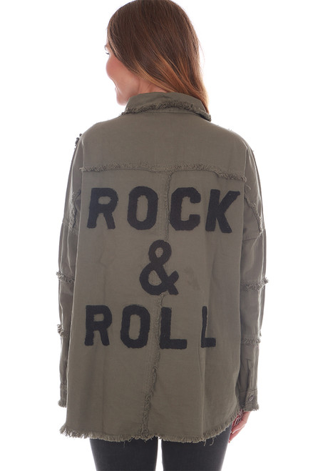 Rock And Roll Cargo Jacket (+ colors)