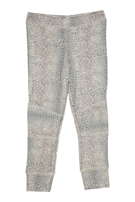 Love Knit Moto Leggings (Little/Big Kid)