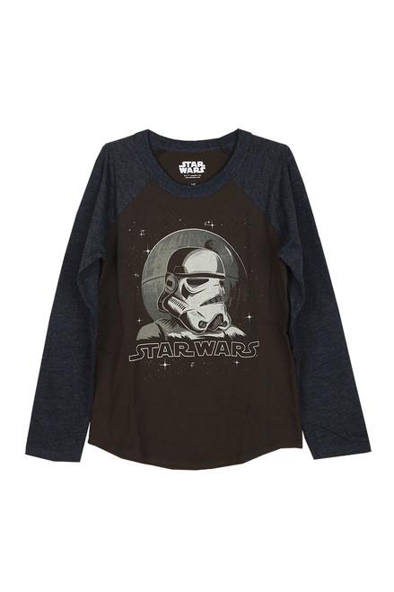 Vintage Star Wars Raglan Tee (Big Kid)