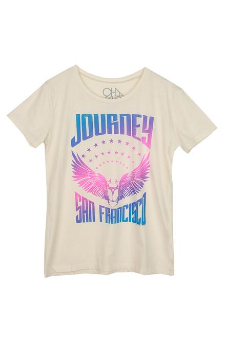 Journey Crewneck Tee