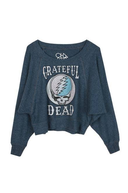 Grateful Dead L/S Pullover