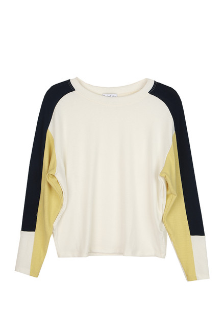 Zephyr Scoop Neck Pullover