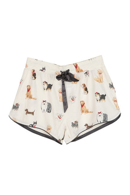 Sweet Talker Pup PJ Shorts