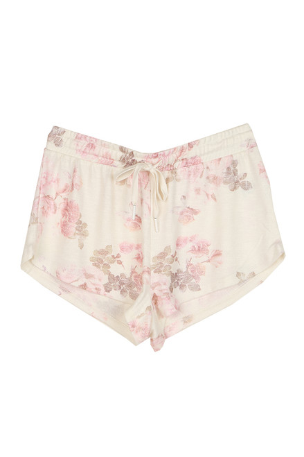 Mia Floral Lounge Shorts