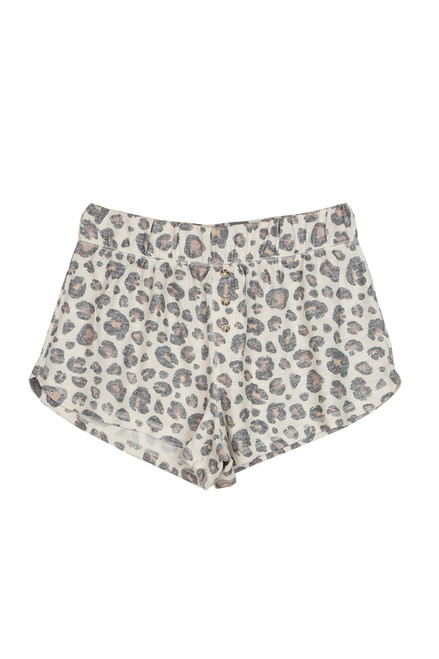 Briee Leopard Leo Shorts