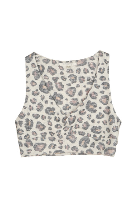 Twister Leopard Leo Top