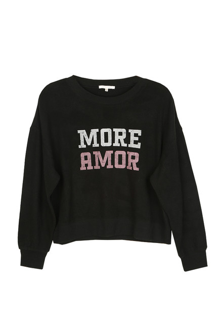 More Amor L/S Top