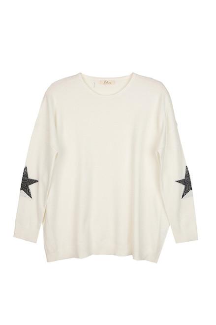 Stars Basic Sweater