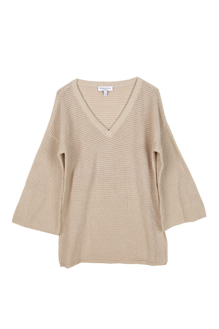 Janine V-Neck Pullover (+ colors)