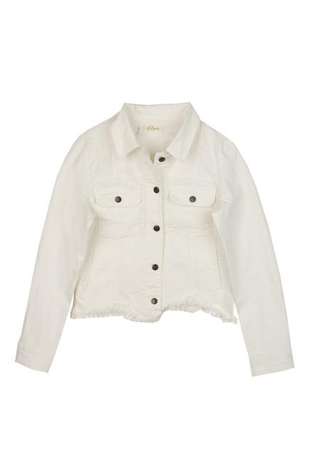 Cropped Denim Jacket (+ colors)