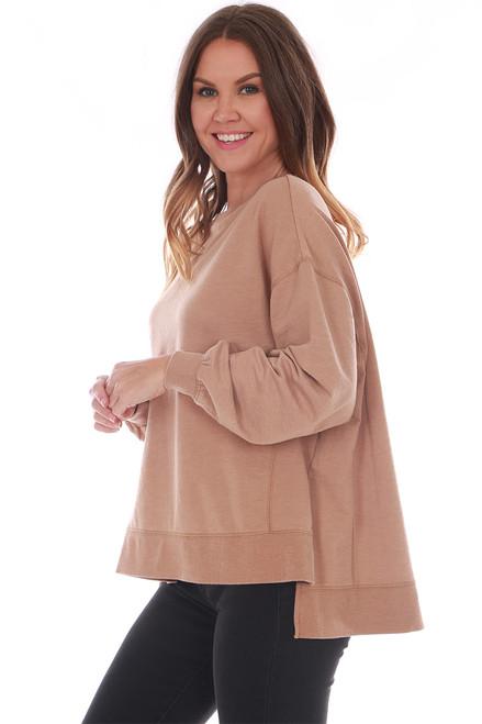 Modern Weekender Lightweight Sweater