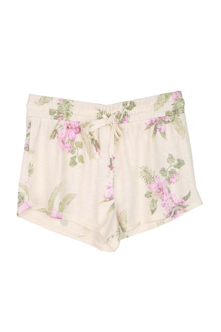 Mia Floral Shorts