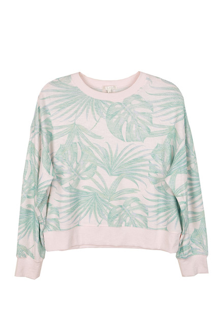 Elle Palm L/S Top