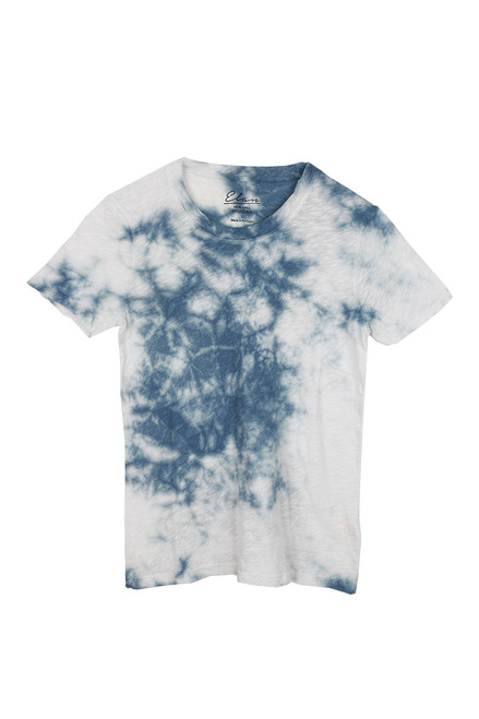 Tie Die Crewneck Tee (+ colors)