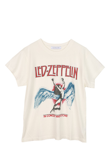 Led Zeppelin Concert Tour Tee