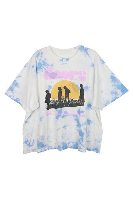 The Doors Sun Oversized Tee